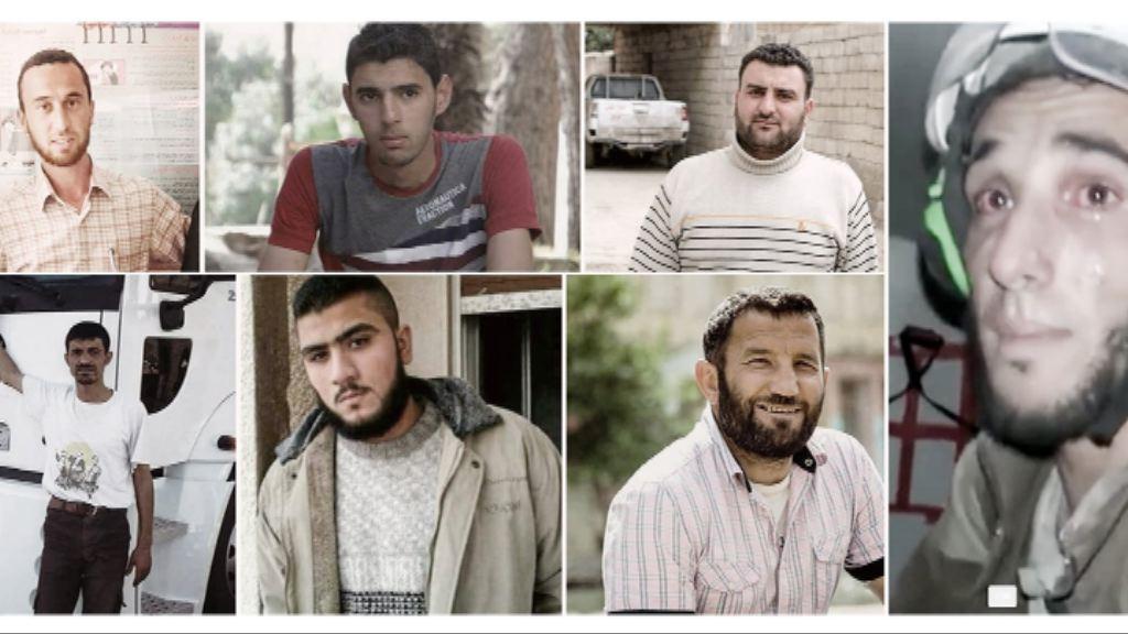 敘利亞救援組織白頭盔七義工被殺