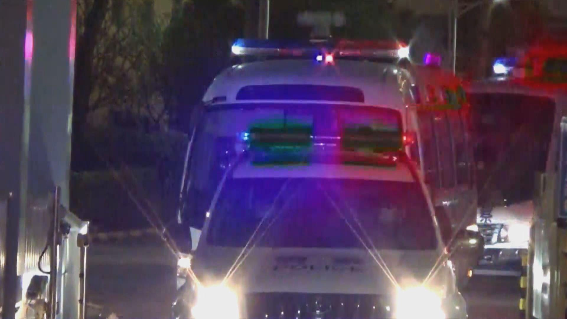 據報10名港人在鹽田法院認罪 望從輕處罰