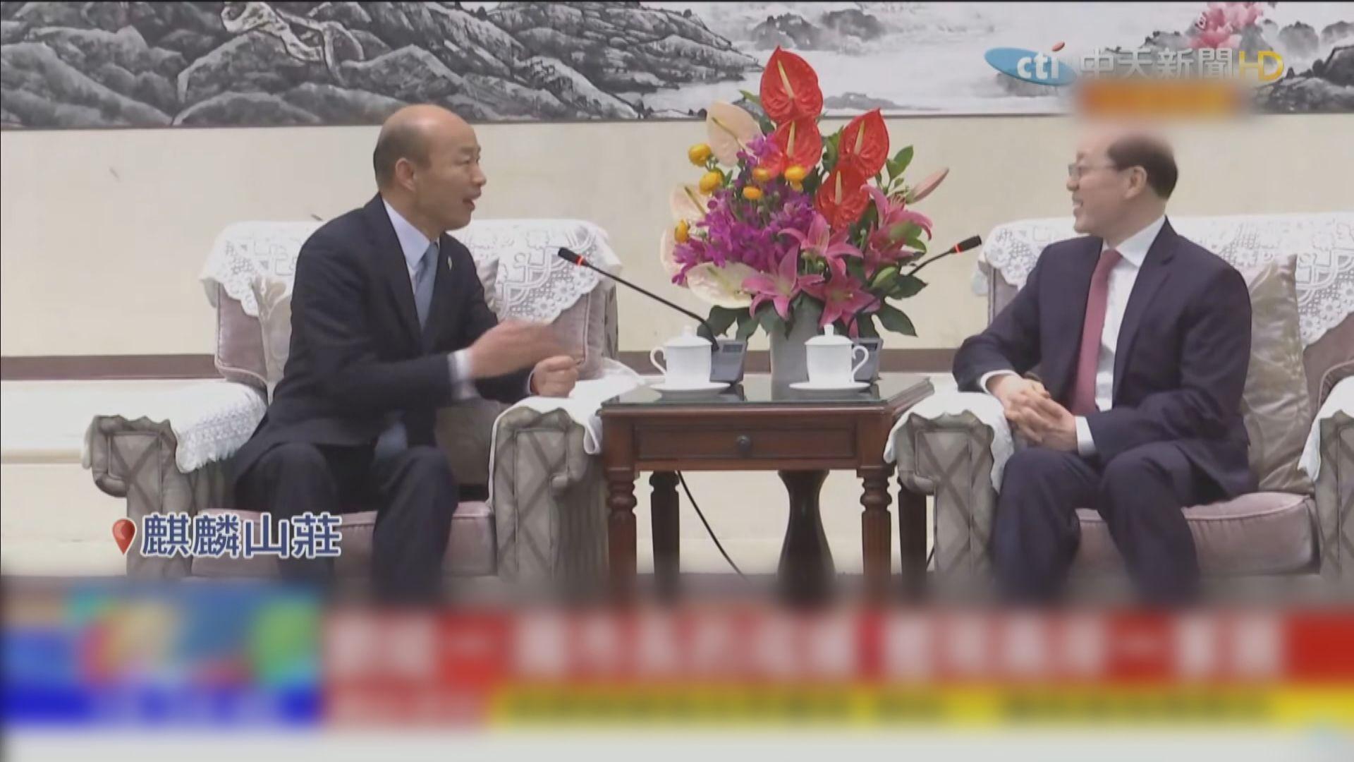 劉結一:韓國瑜為高雄民眾福祉不辭勞苦
