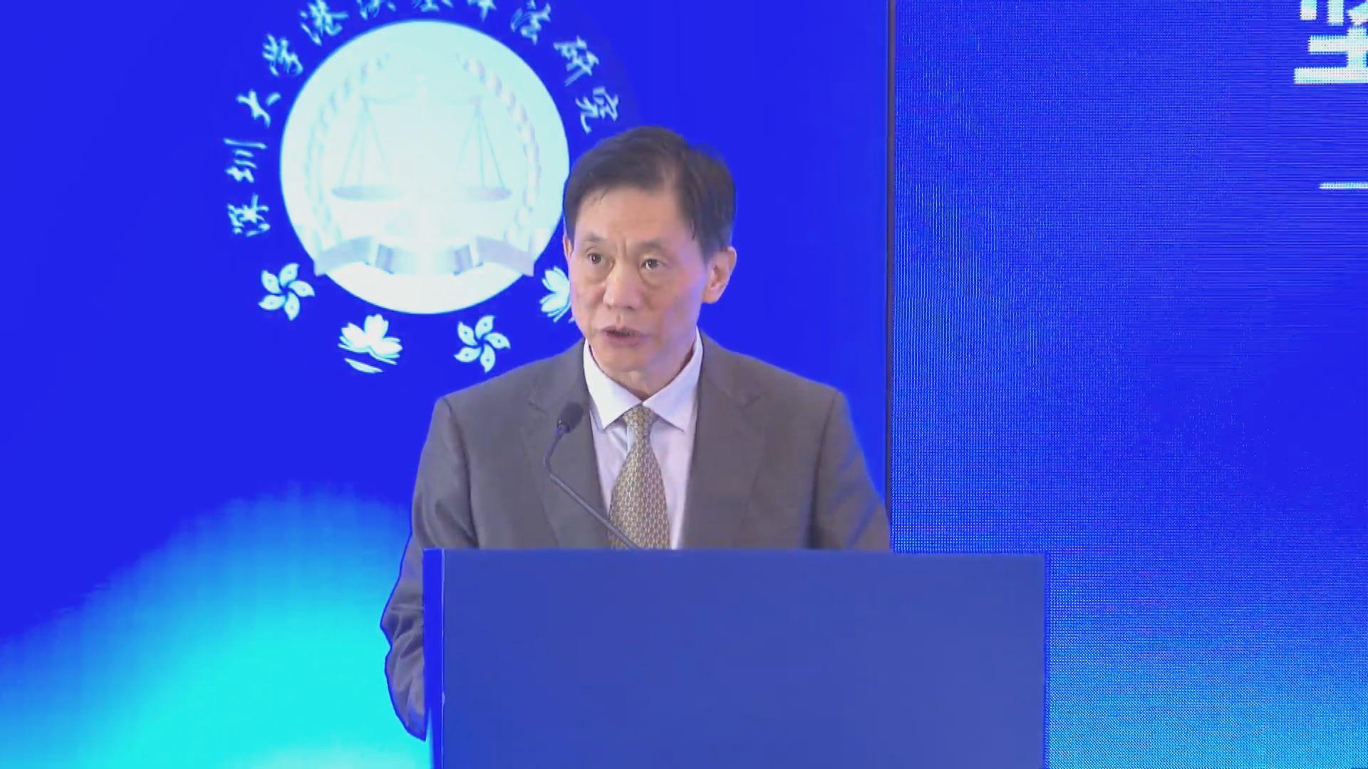 港澳辦副主任:國安法須設強而有力執行機制 港府有主要執法責任