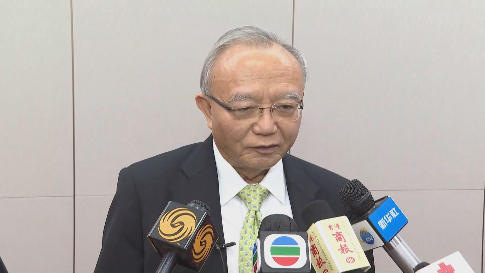 劉兆佳:應設立制度審查立法會、區議會候選人 確保是愛國者