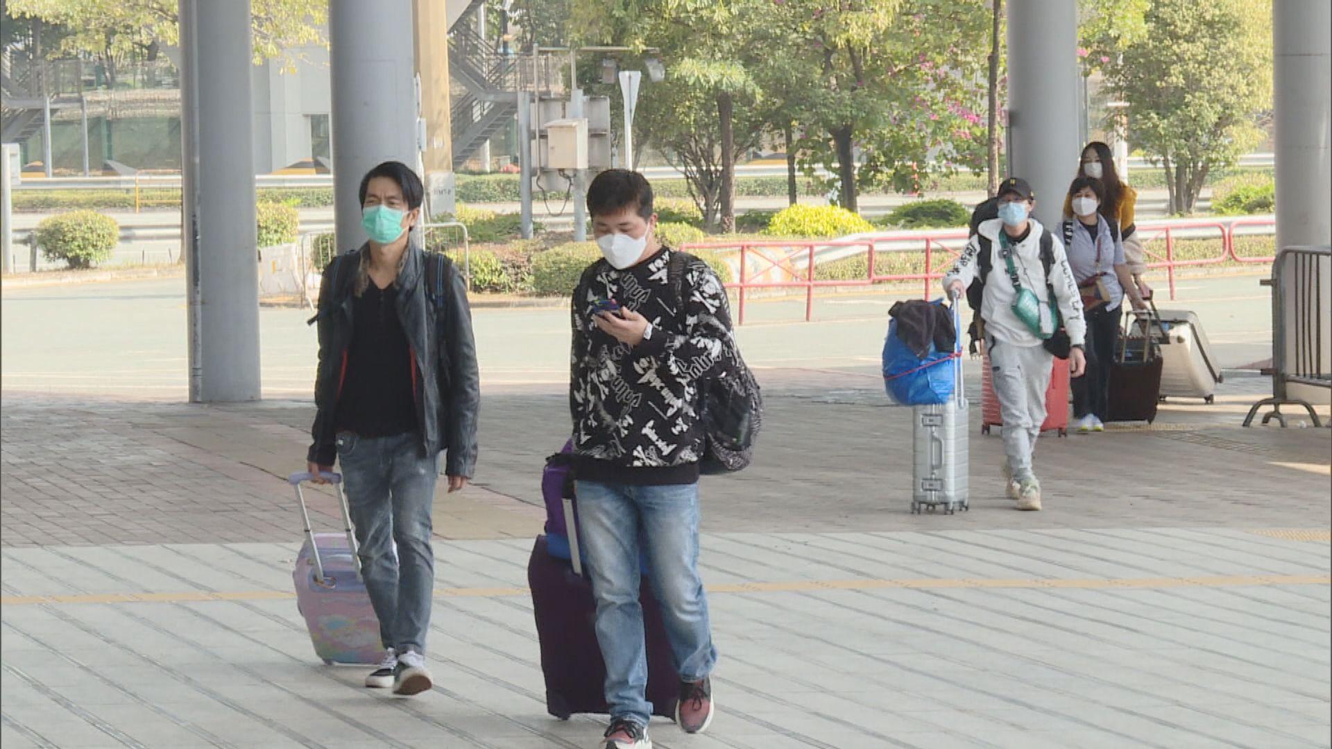 深圳收緊入境檢疫要求 重新實施14+7措施