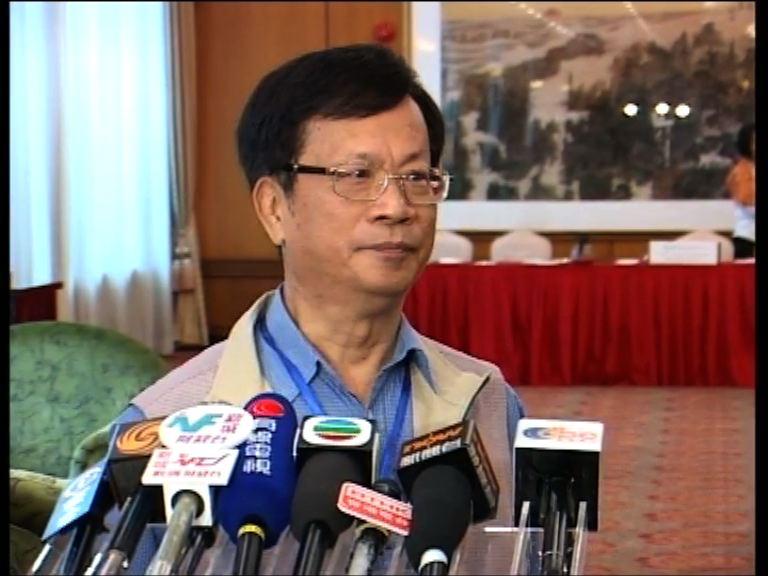 鄭耀棠認為政改方案不會改變