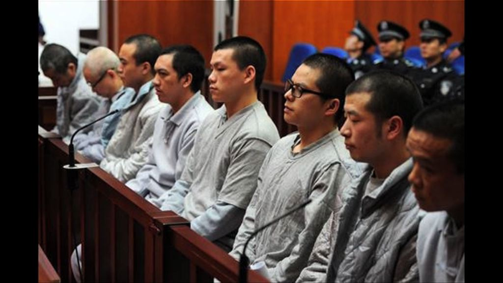 羅君兒綁架案 八名被告認罪