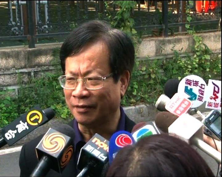 鄭耀棠:料中央拒納白票守尾門方案