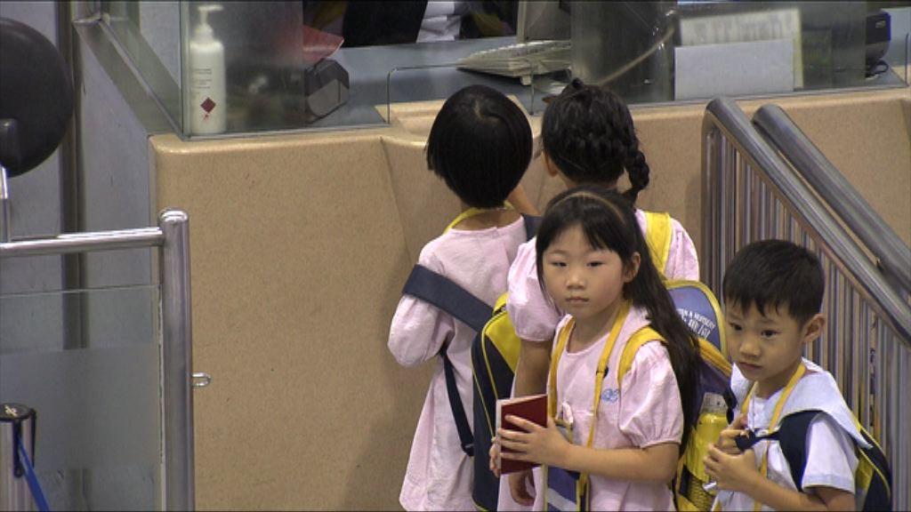 深圳港澳籍學生可參加積分入學