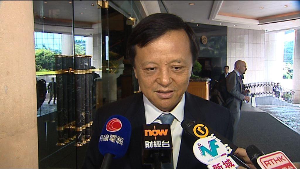 【深港通車】李小加:帶來更多投資機遇