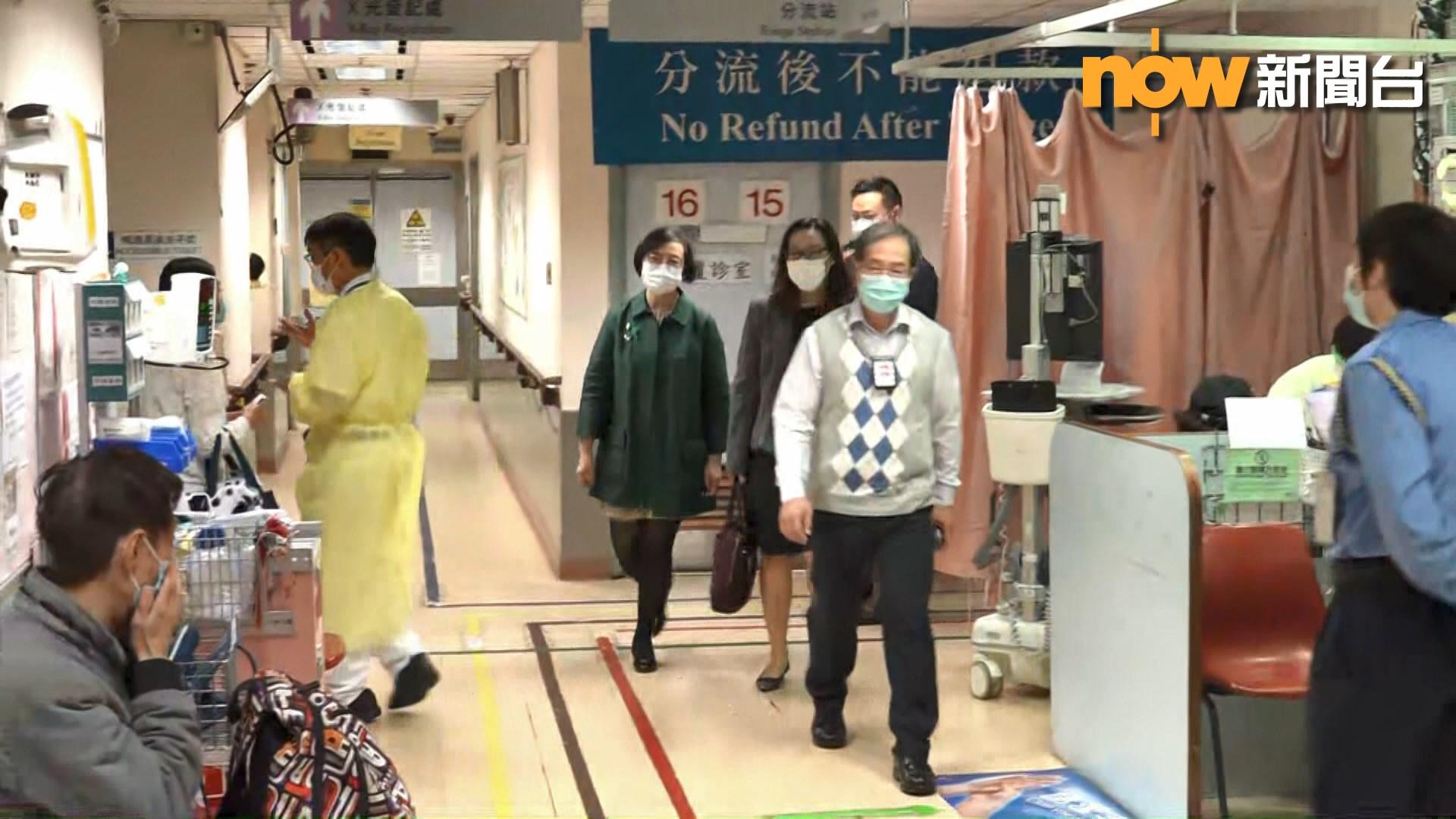 西九龍車禍 其中12名傷者已出院