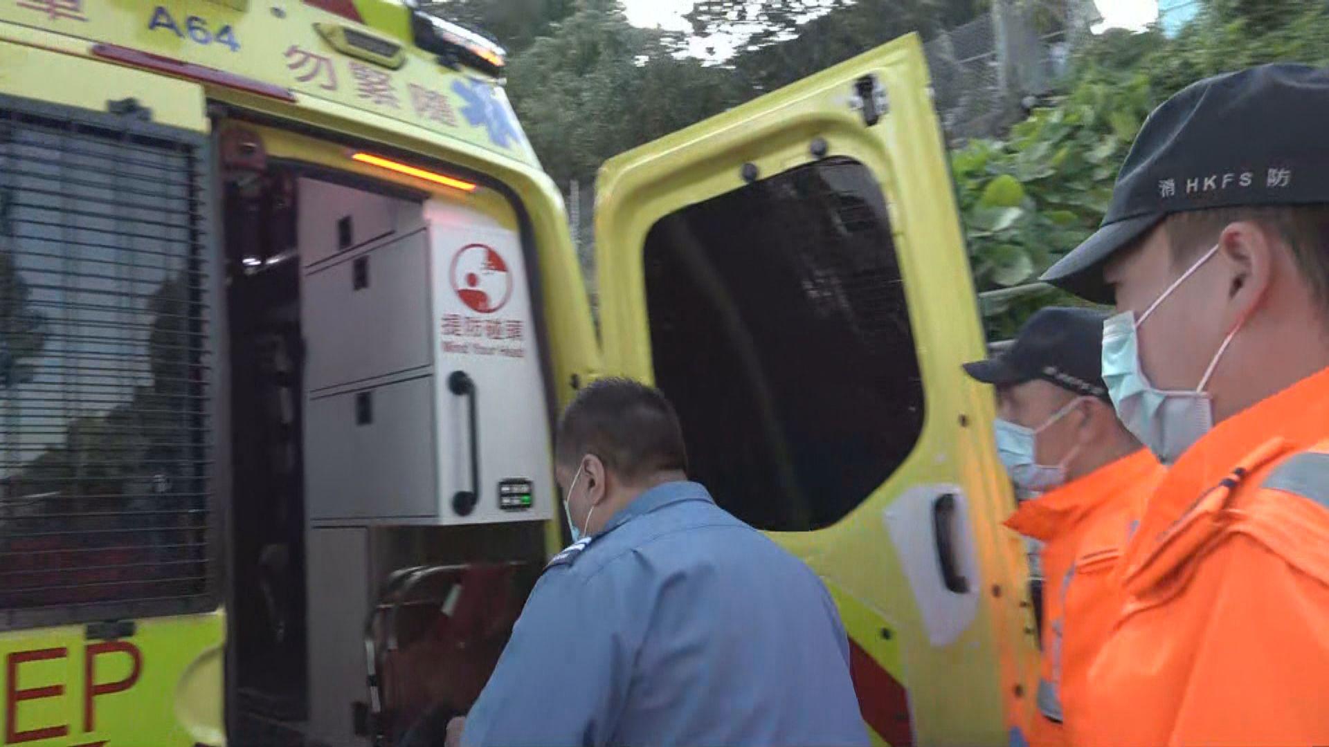 西貢交通意外 消防車司機涉危險駕駛被捕
