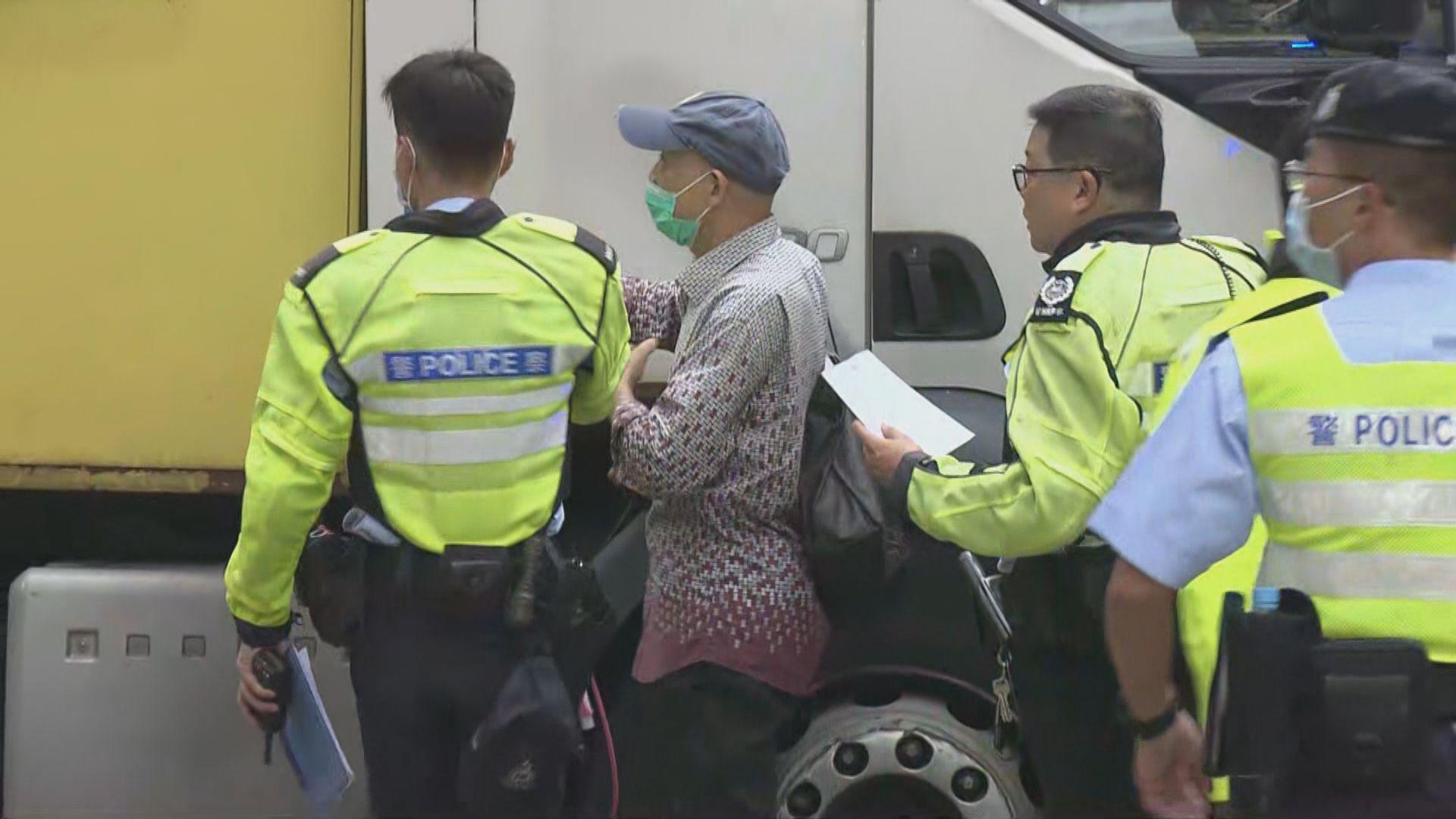 警方拘捕64歲洗街車司機 會循司機駕駛態度方向調查