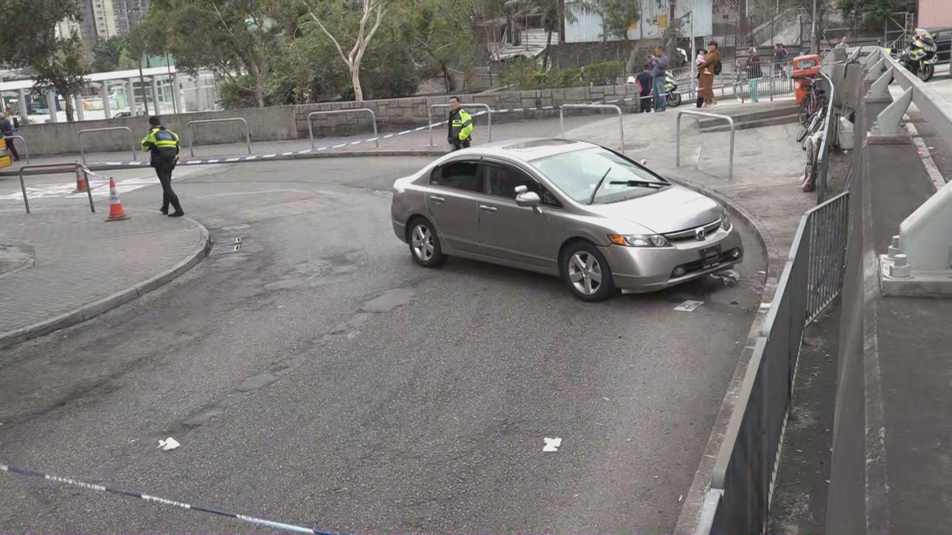黃大仙私家車撞死過路女子