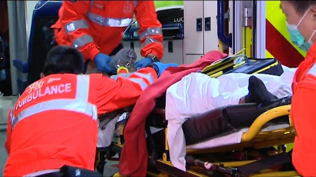 機場工人遭拖車撞死 司機被捕