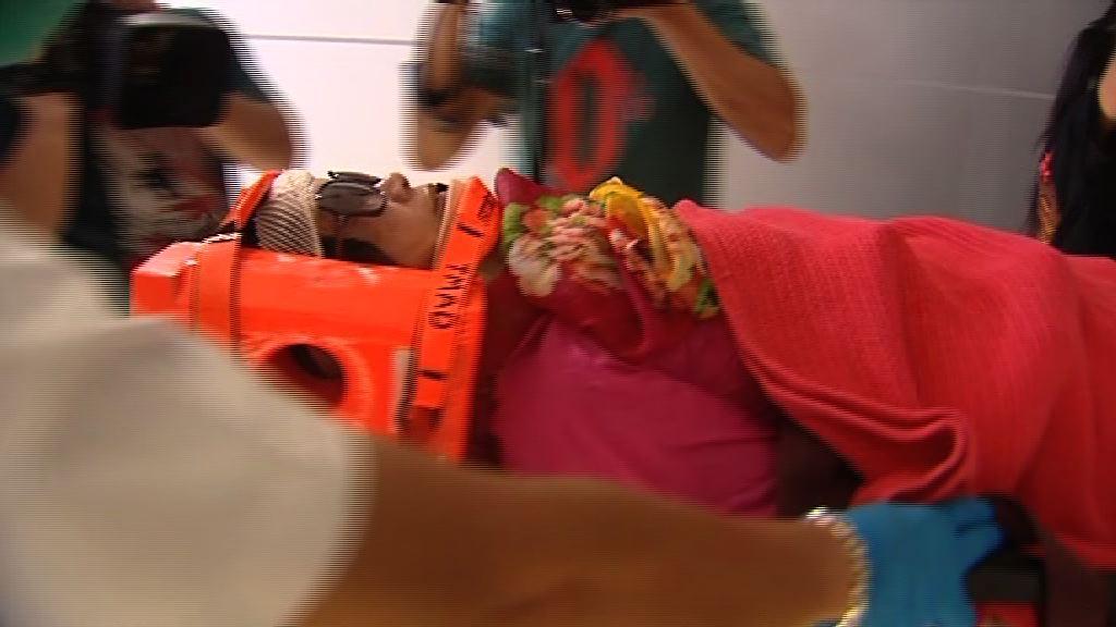 香港團南沙車禍 其餘傷者陸續返港就醫