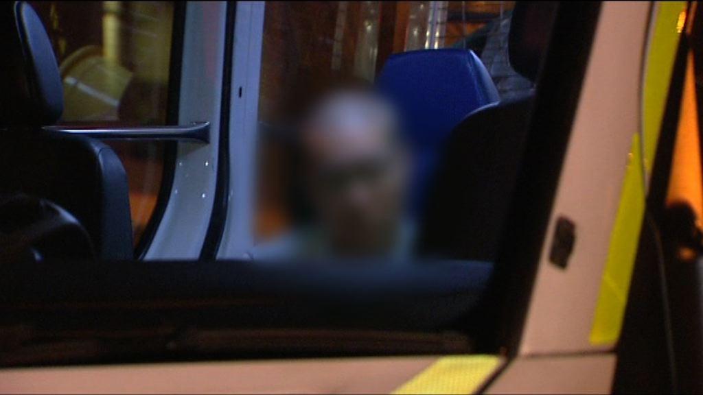交警殉職 貨車司機獲准保釋候查