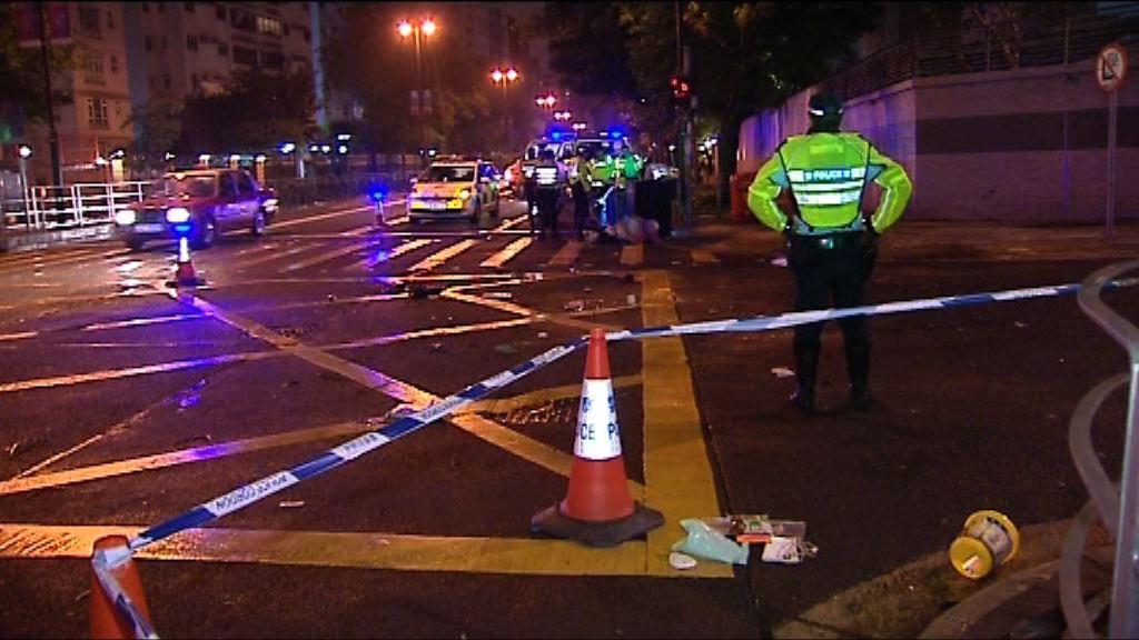 男子遭的士撞斃 警緝涉事司機下落