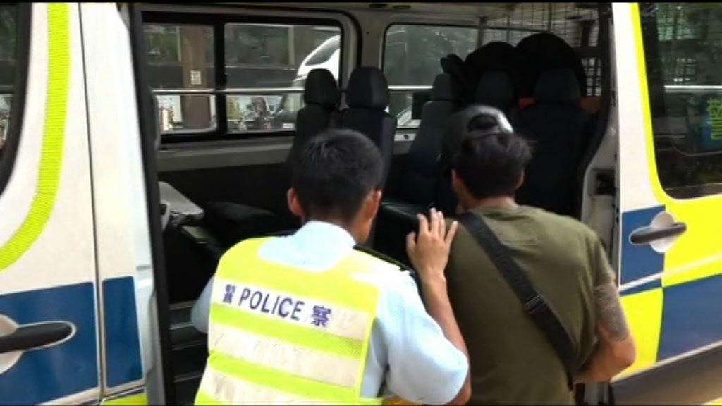 老翁旺角過馬路被私家車撞斃 男司機被捕