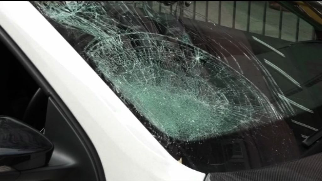 八旬翁旺角被撞斃 男司機被捕