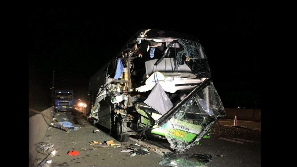 香港團南沙車禍 涉事司機已被扣查