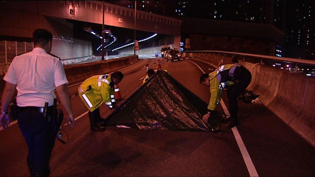 荃灣七旬翁遭車撞斃 43歲旅巴司機被捕