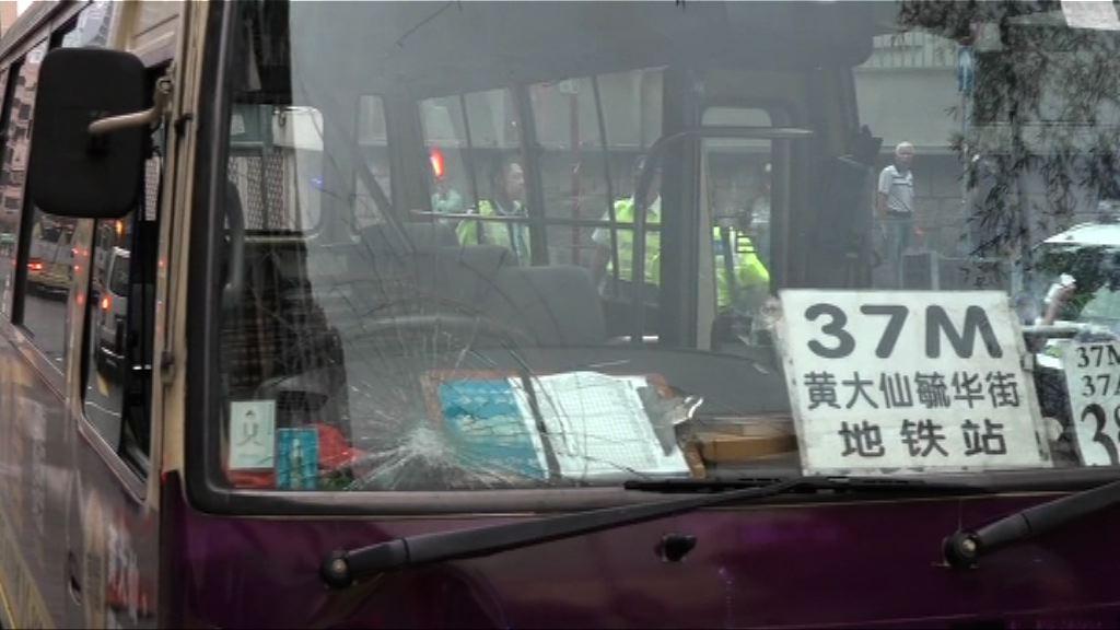 慈雲山女學生遭小巴撞斃 司機涉危駕被捕