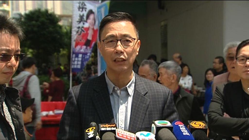楊潤雄:應由大學考慮教授言論是否影響教職