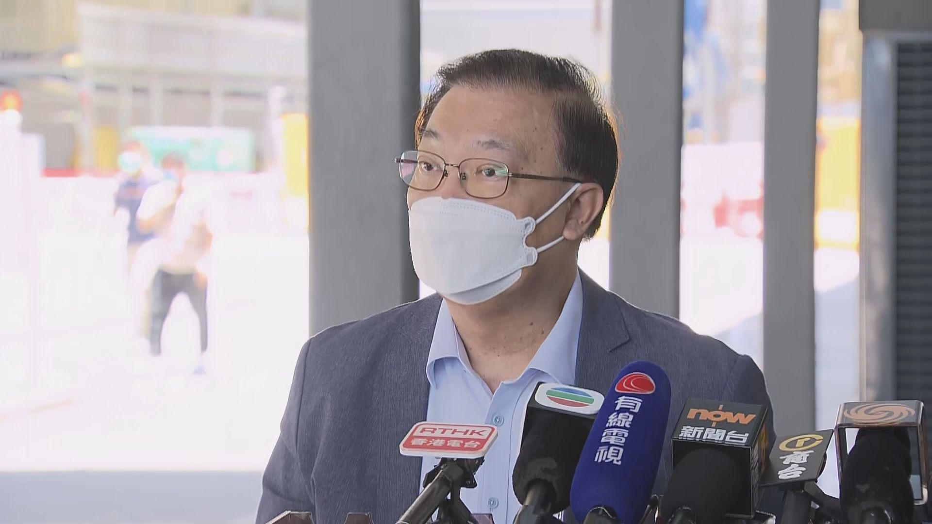 譚耀宗赴京開人大常委會 指不反映反對港區國安法意見