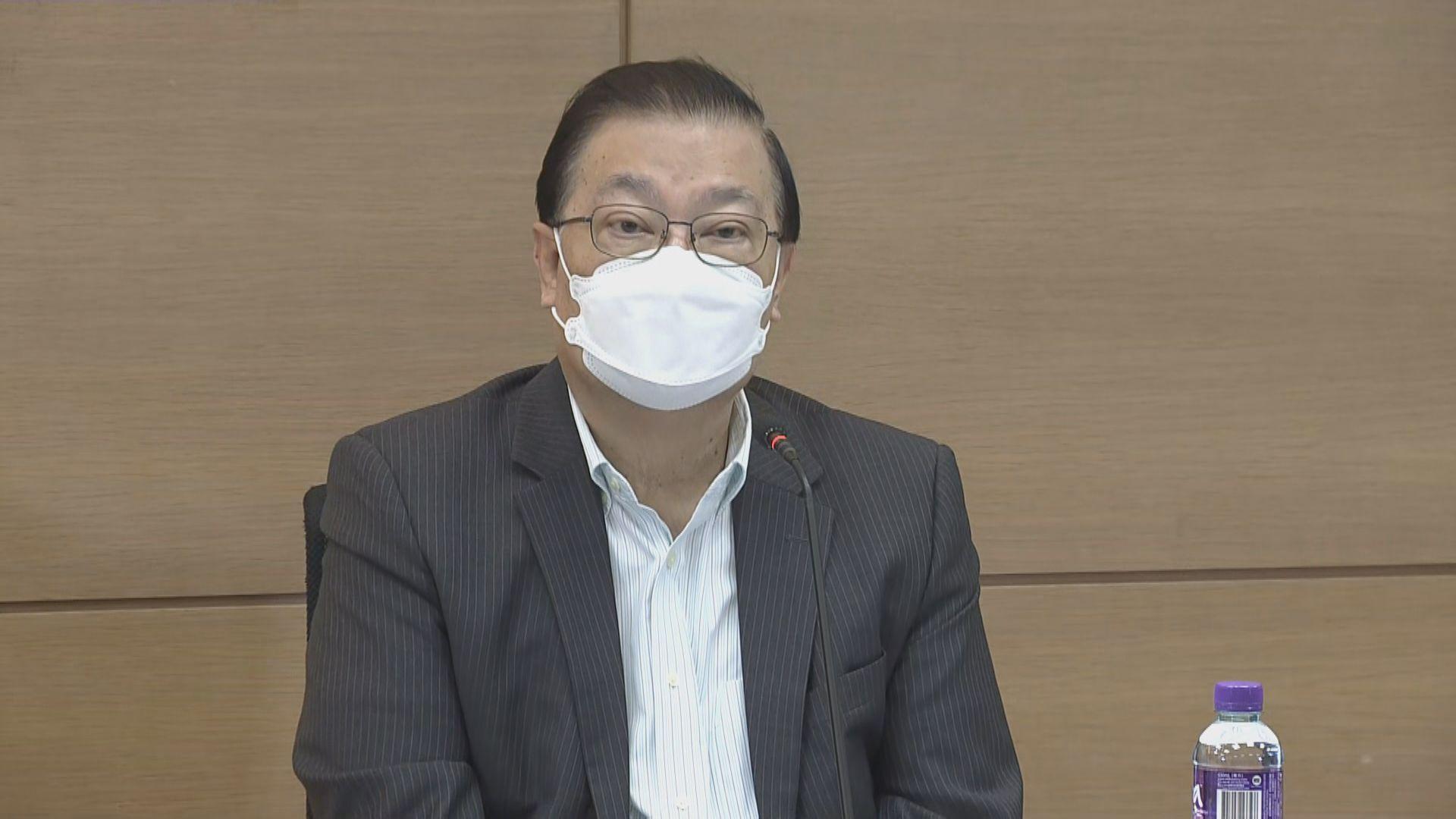 譚耀宗:審查委員會委員應由人大常委會任命是合理意見