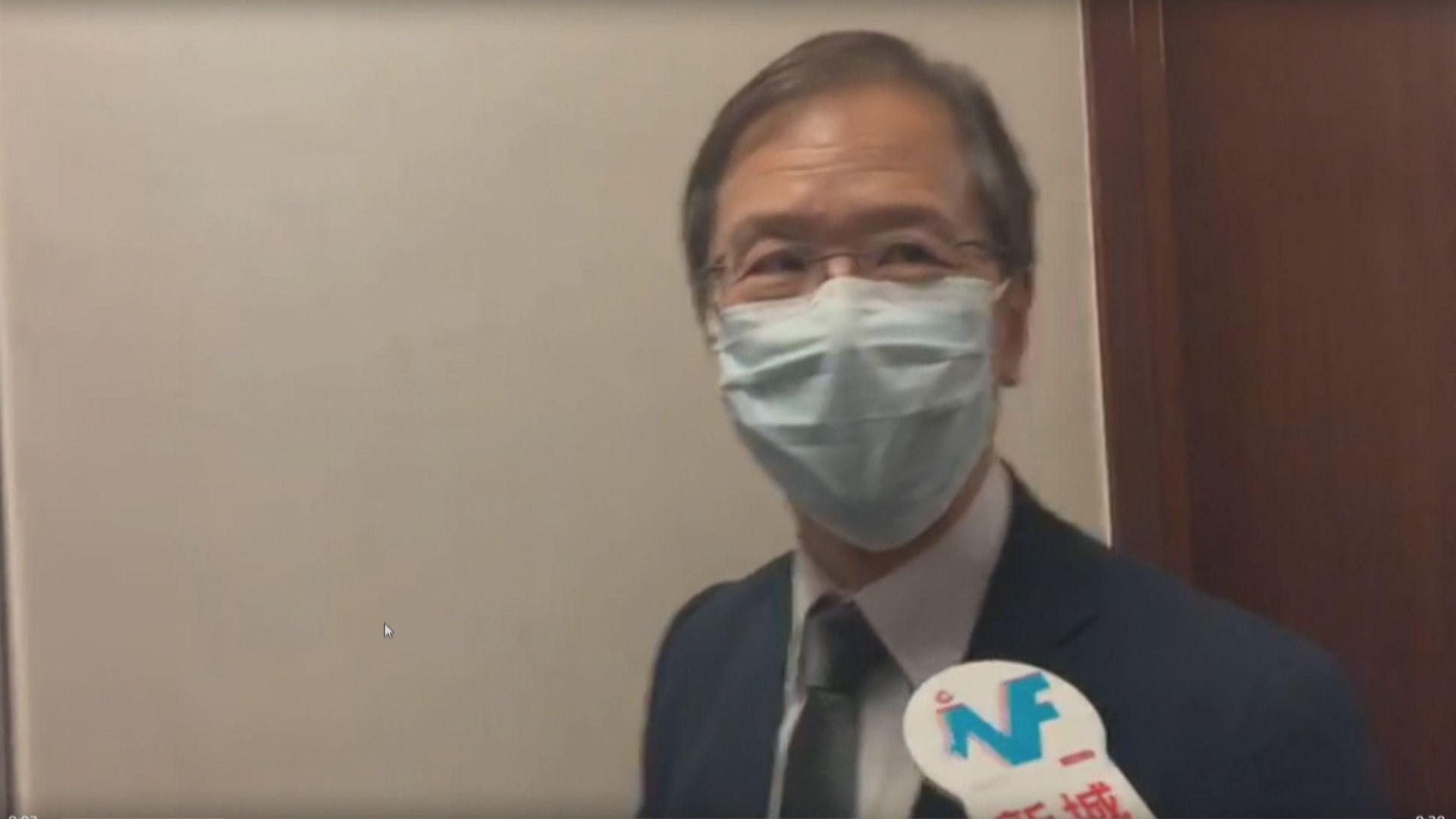 議員資格或遭撤銷 郭家麒:沒甚麼好擔心