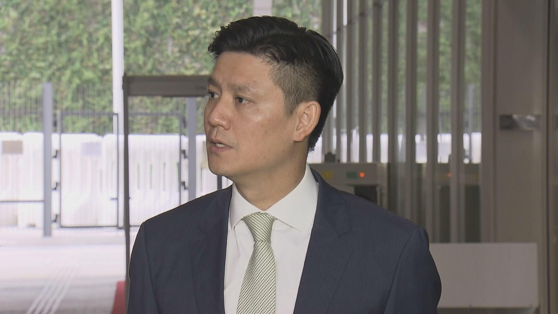 譚文豪向國泰請辭 免公司受政治壓力