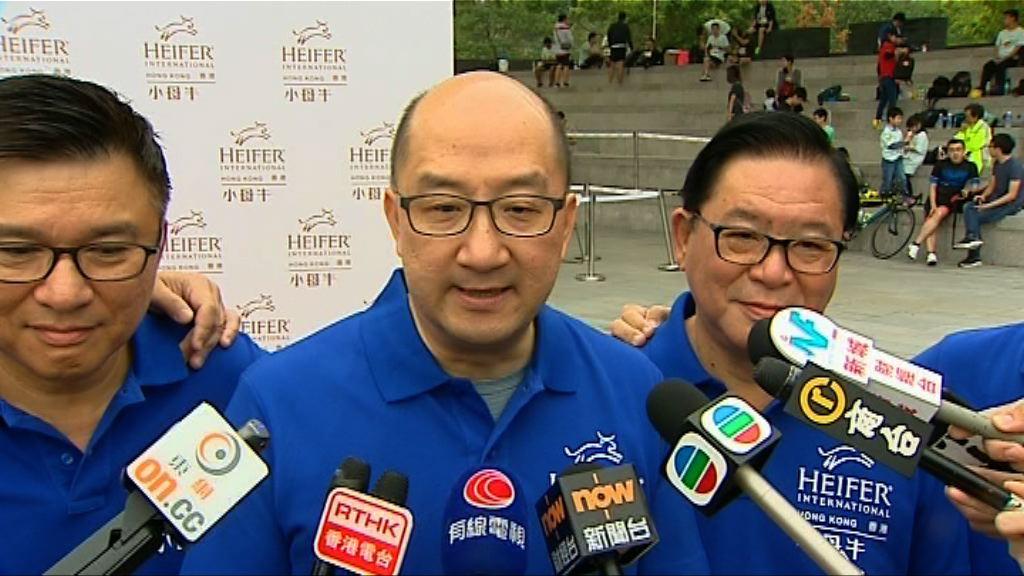 譚志源將參選港區人大冀民主派支持