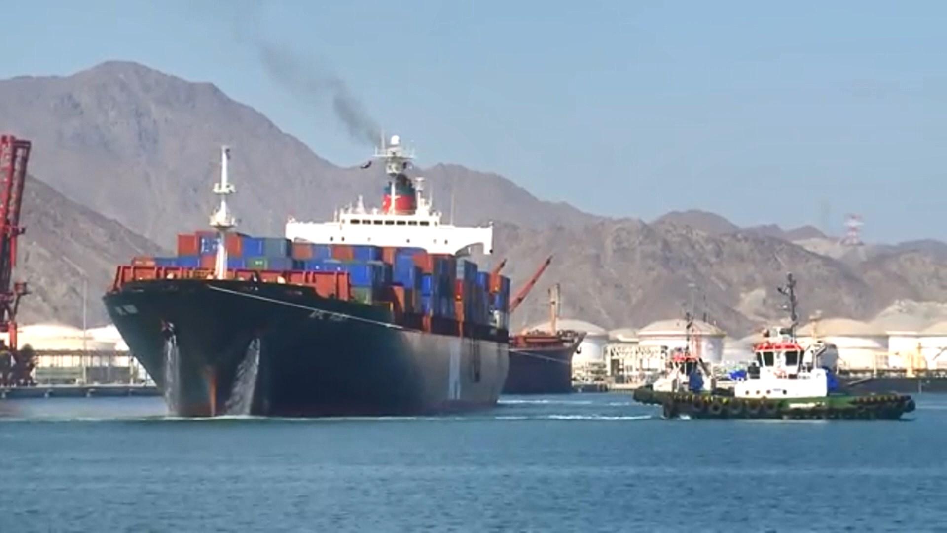 油輪遇襲後保費增加 有船暫停出航