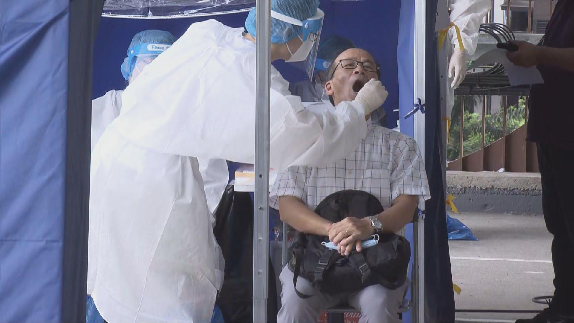 運輸署聯同的士商會試行的士司機病毒檢測