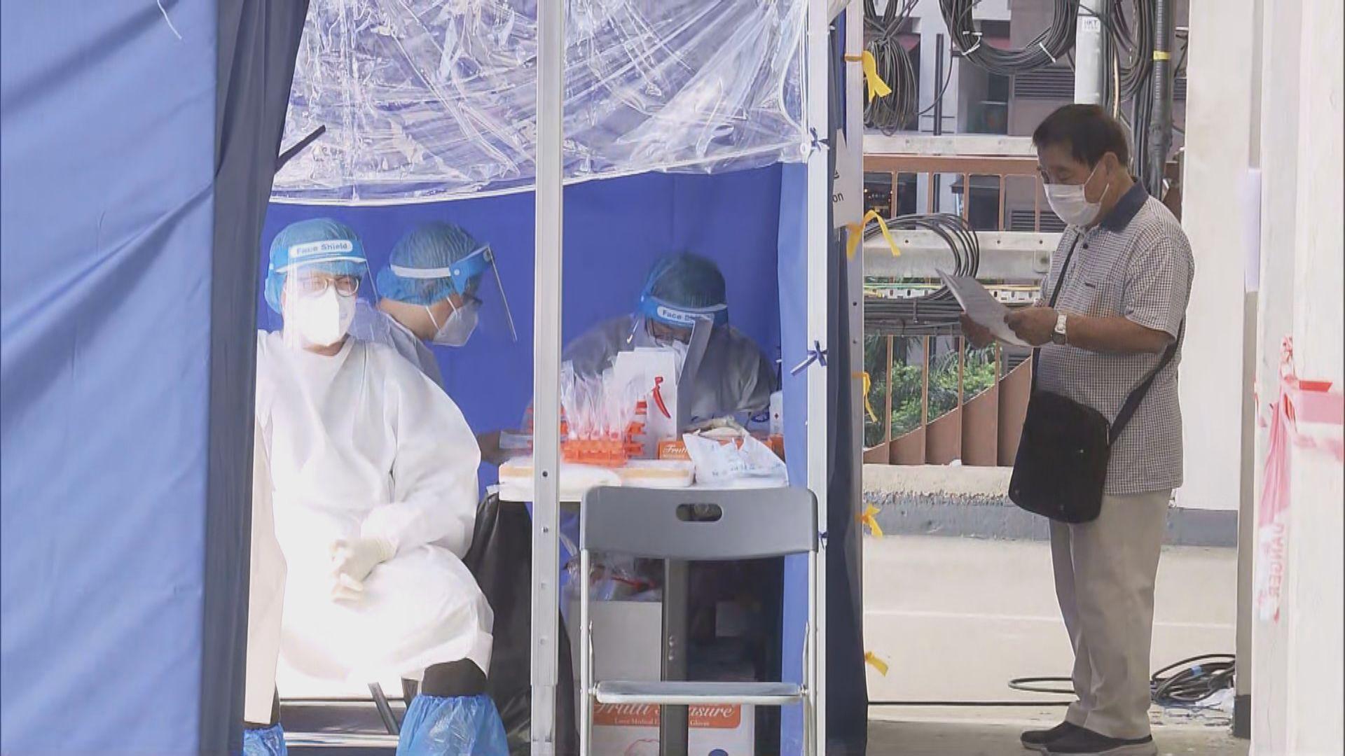 政府周日起為的士司機免費病毒檢測 運輸署試行運作