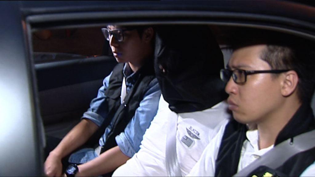 警方拘的士司機涉刑恐及拒載