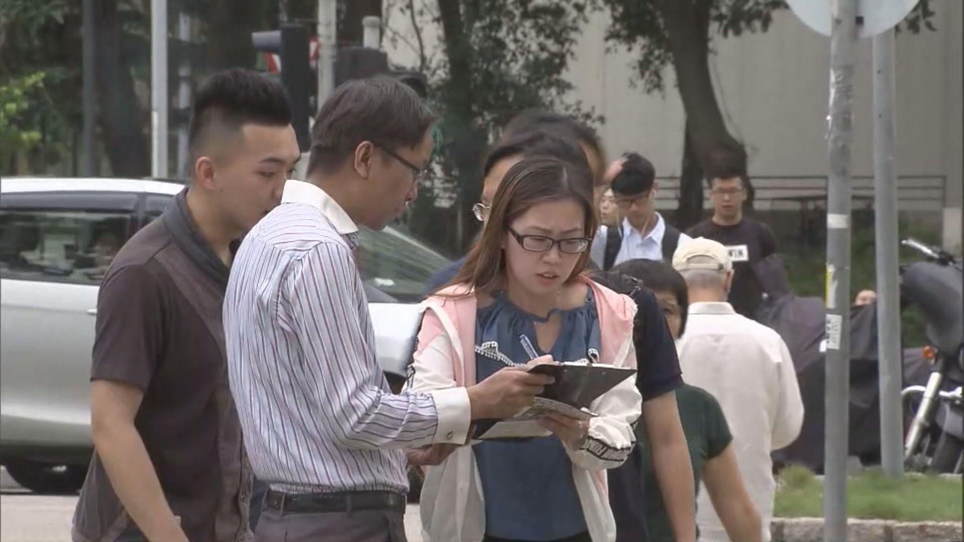 團體收集簽名要求減少大橋旅客人數