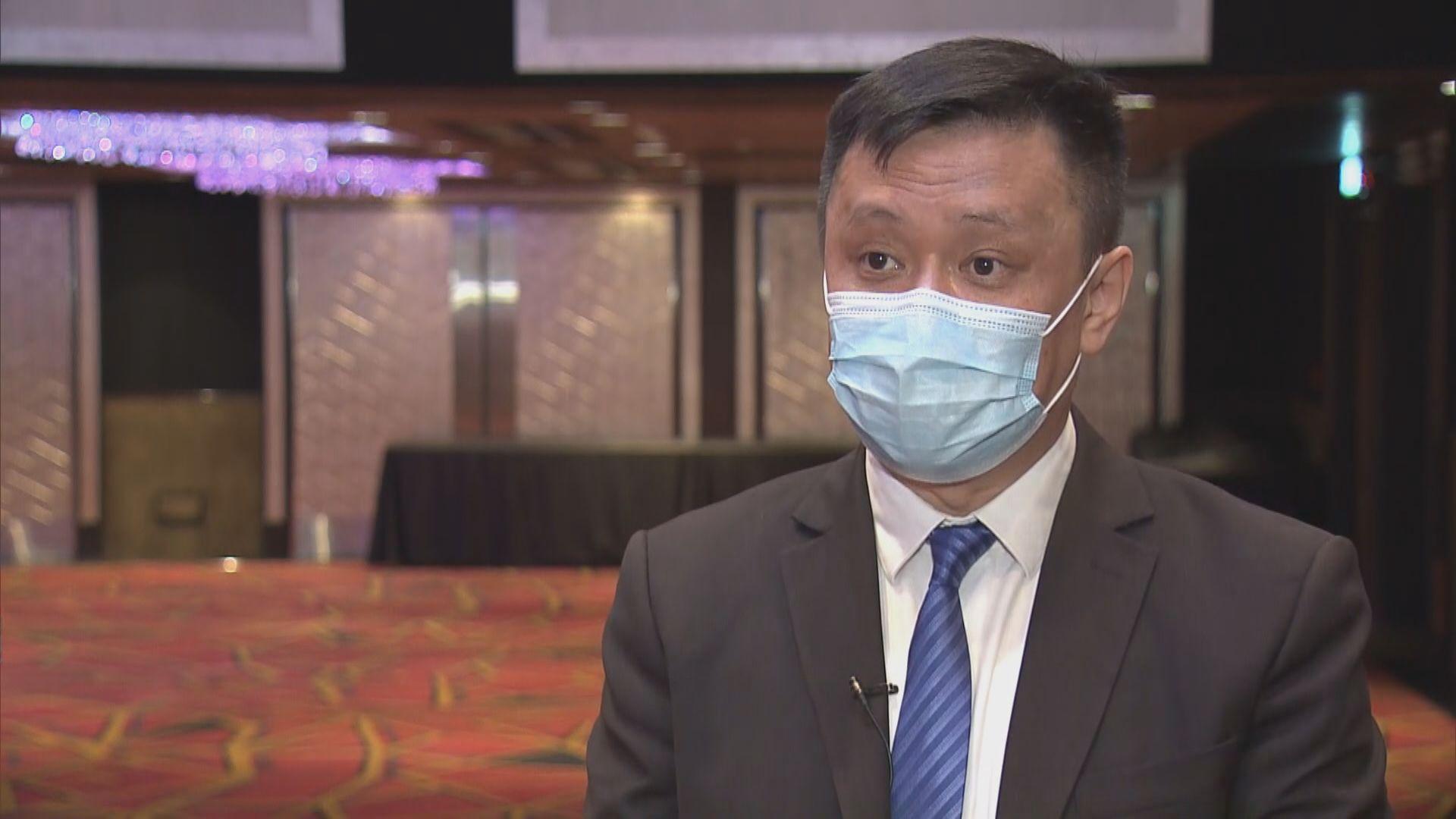 教聯會鄧飛:教育局推動教職員接種疫苗指引及宣傳不足