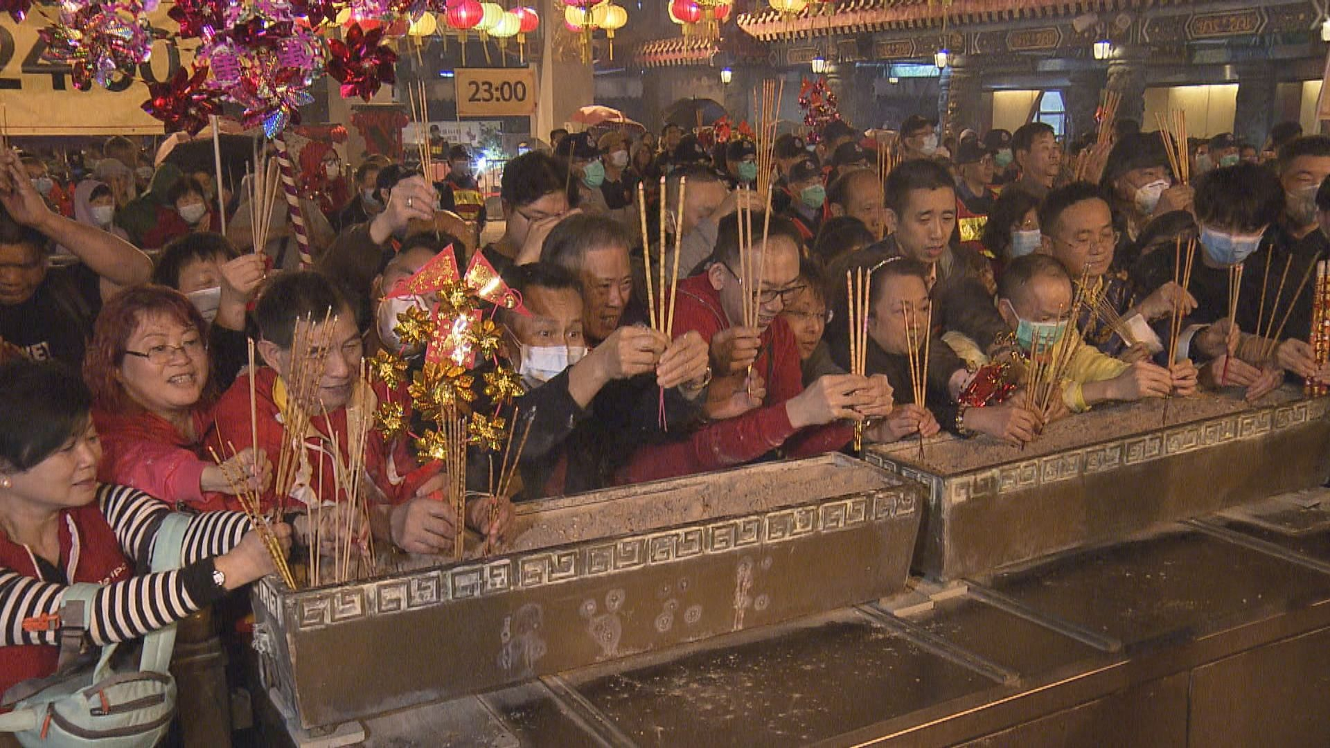 【附農曆年開放時間】黃大仙祠年三十頭炷香99年來首次取消 當日下午起封園