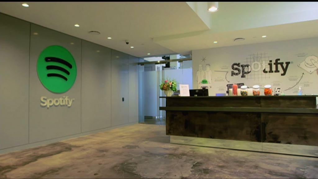 騰訊音樂與Spotify落實互換股份
