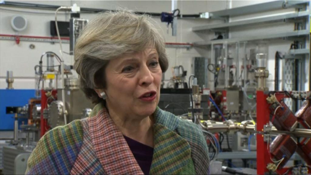 英國首相文翠珊計劃到訪中國