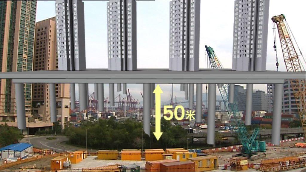 周明權倡貨櫃碼頭上蓋發展 環保團體質疑有環境問題