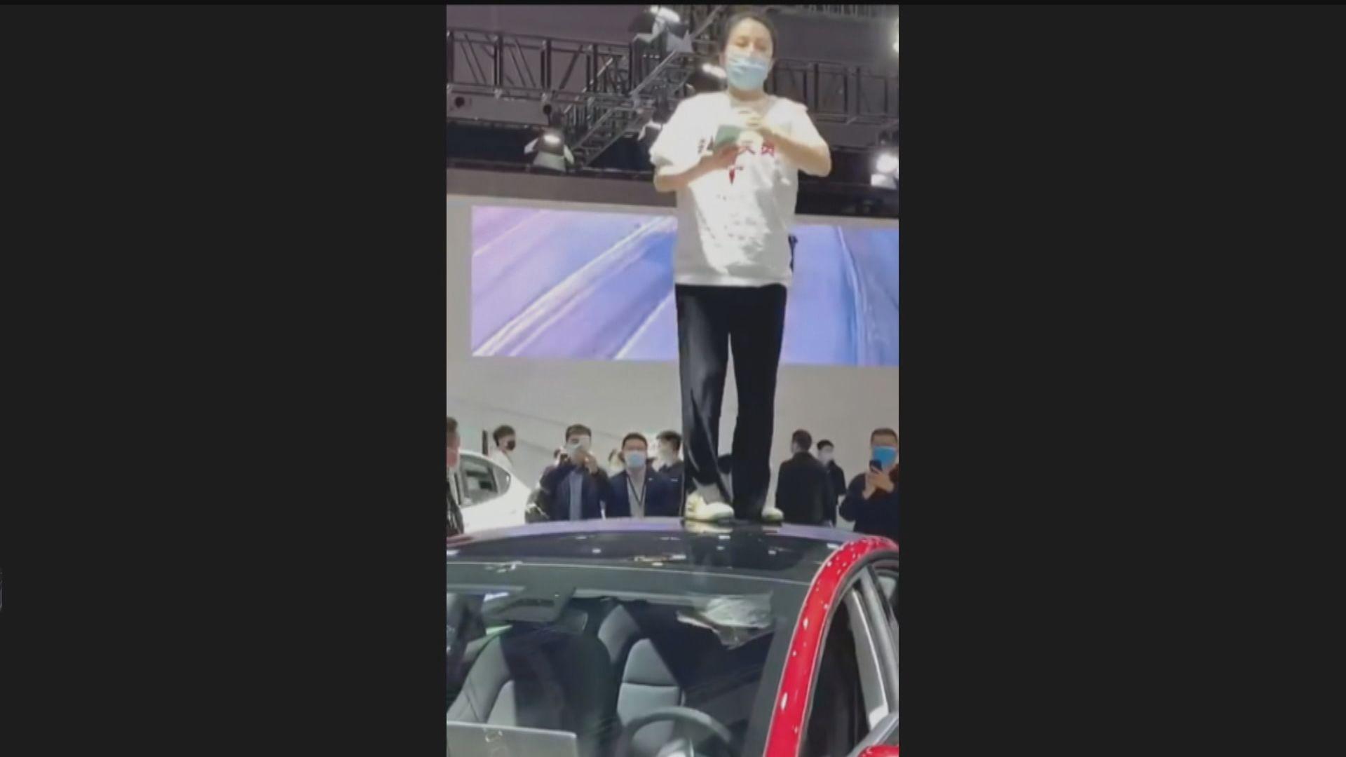 市監局責令地方部門依法處理Tesla車主維權事件