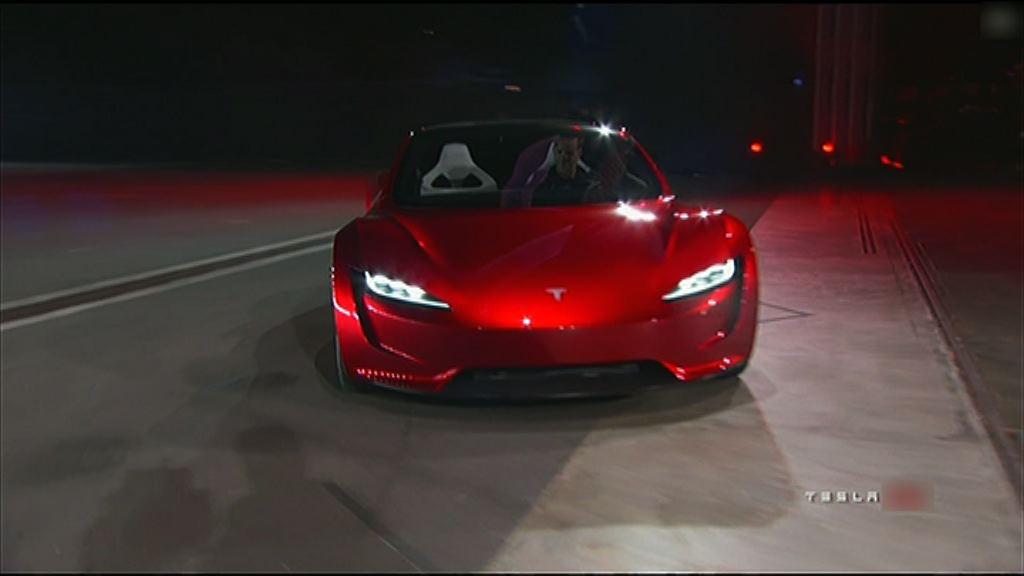 【2020年上市】Tesla新Roadster近百公里加速僅需1.9秒