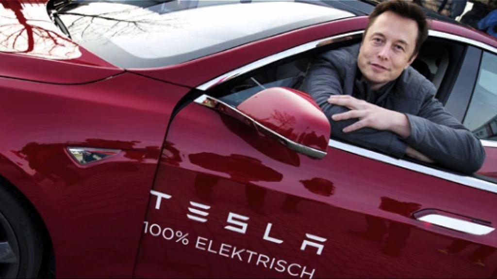 馬斯克料蘋果公司2020年生產電動車