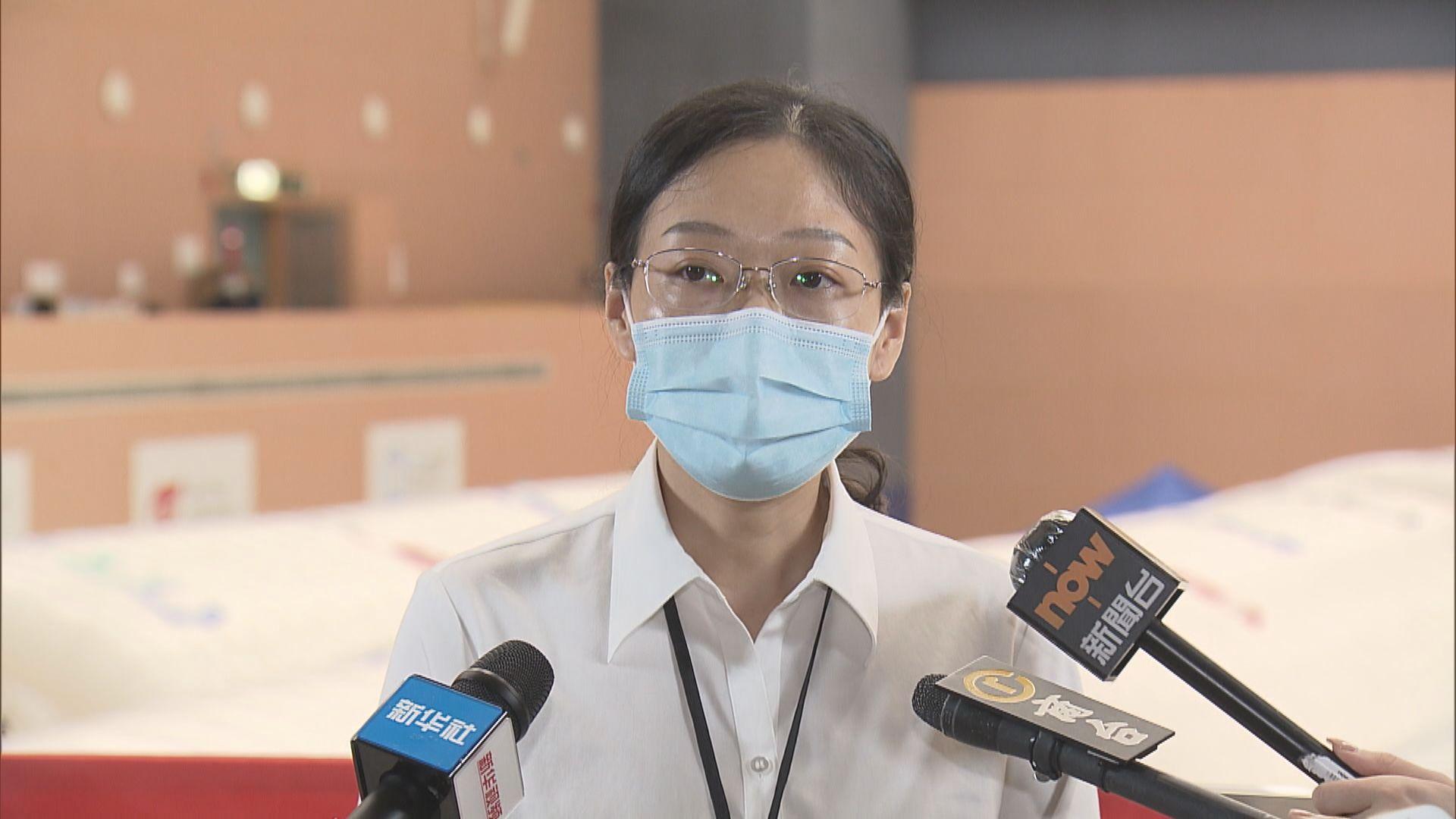 內地檢測隊員稱有成員為參與抗疫工作延遲婚期