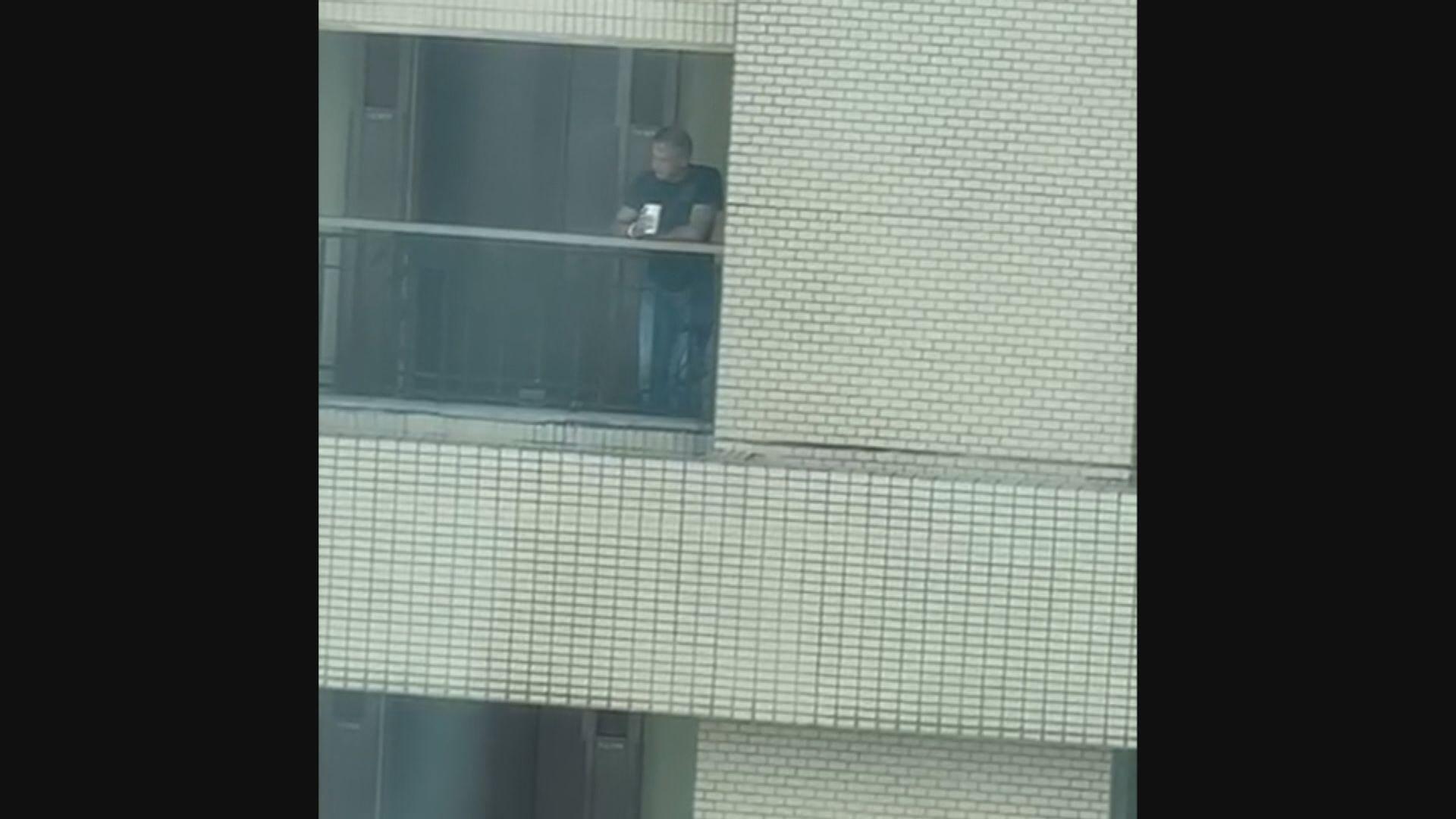 等候檢測中心旅客自由進出房間 居民憂酒店出現爆發