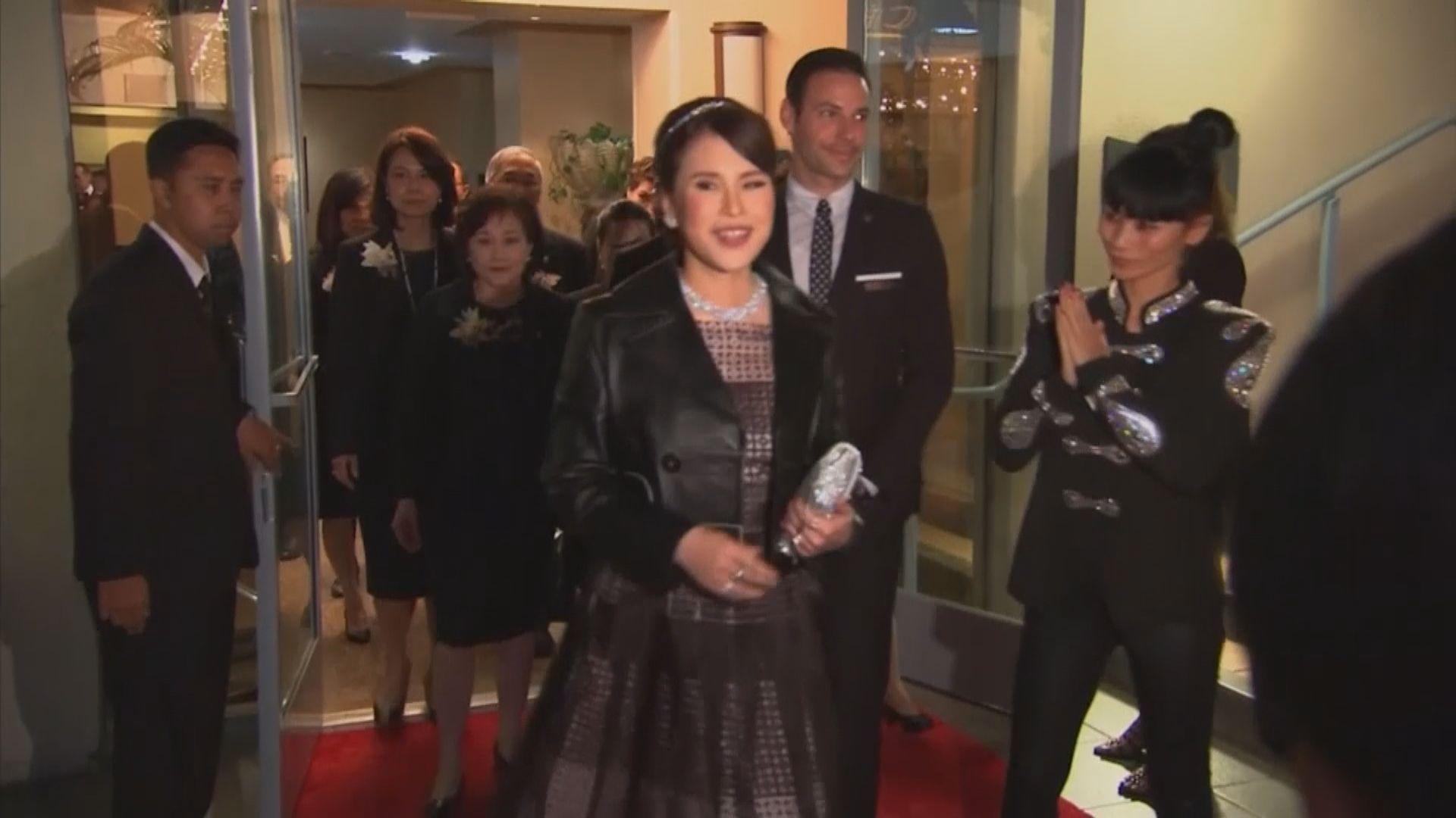 泰王姊姊參加大選角逐總理