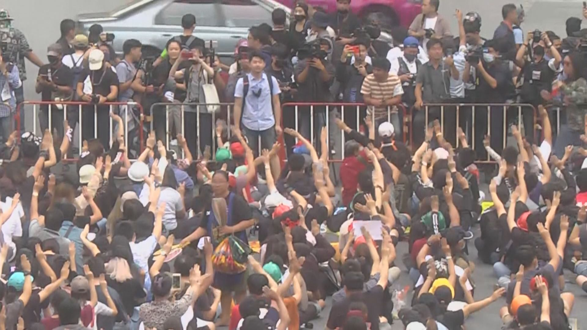 泰國反對派號召民眾繼續示威