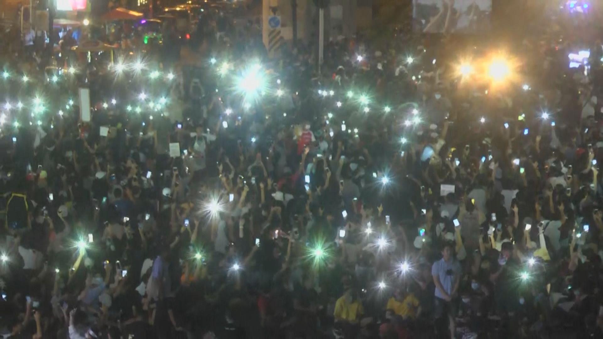 泰總理巴育拒辭職 反對派再號召民眾示威