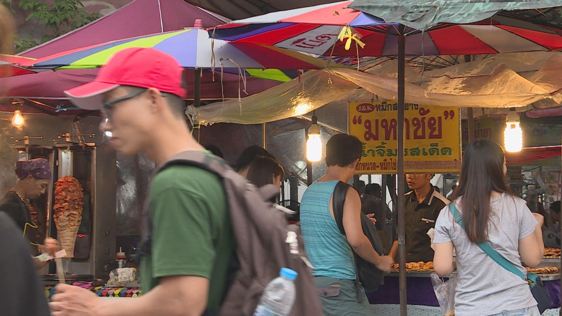 泰國首次有本地人染新型病毒肺炎 患者曾到武漢