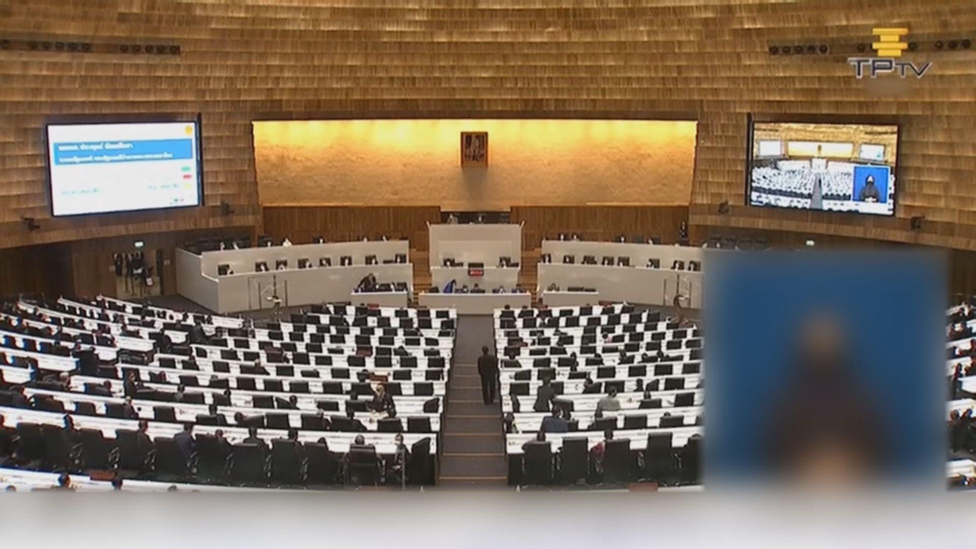 泰國總理巴育再次避過國會不信任動議